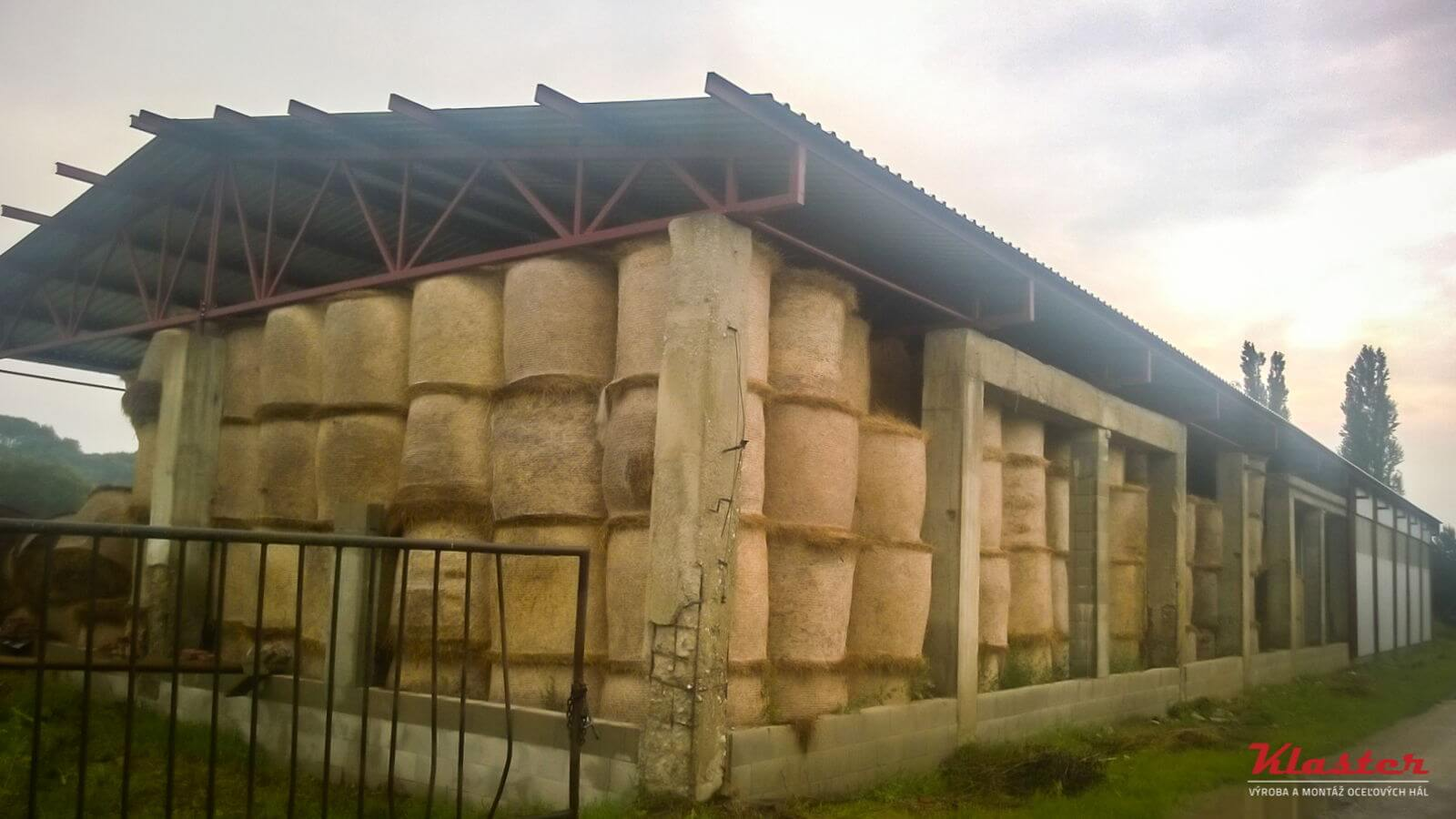 Přístřešek na uskladnění sena – Lietavská Lúčka, Žilina