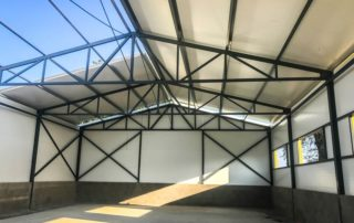 Výrobní hala s administrativou – Ružindol, Trnava
