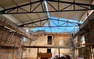 Administrativní budova a sklady – Rimavská Sobota