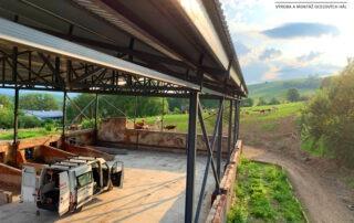 Oprava seníku – Liptovský Trnovec